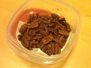 Cinnamon Spice Pecans